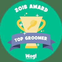 Top Wag! Walking Groomer of 2018 in Dunedin, FL